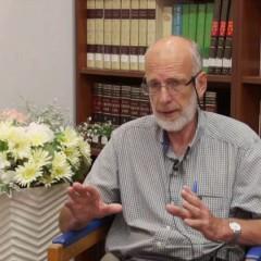 [인터뷰] 알버트 월터스 교수 (Albert M. Wolters)